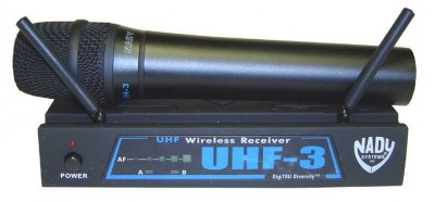 Nady UHF3 Handheld