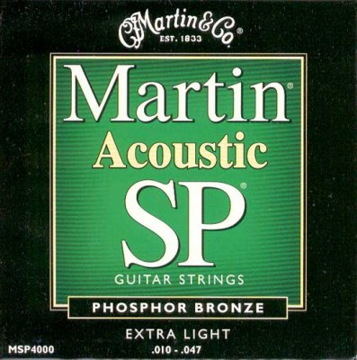 Martin SP 92/8 Strings