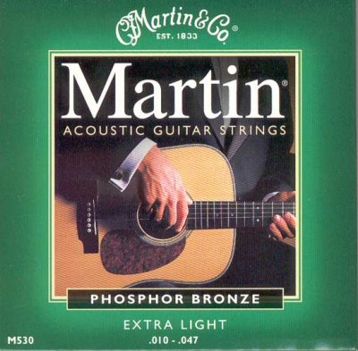 Martin 92/8 Strings