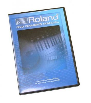 Roland VS2480 DVD