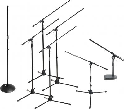On-Stage Mic Stand Pack