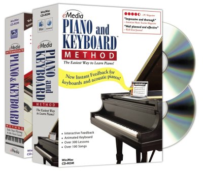 eMedia Piano Deluxe Pack