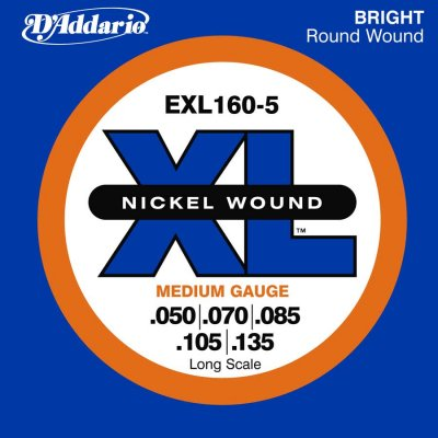 D'Addario EXL1605 Strings