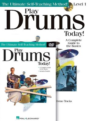 Play Drums Today Pack