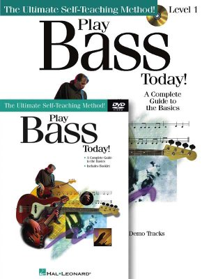Play Bass Today Pack