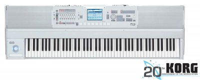 Korg M3-88 88-Key Synth