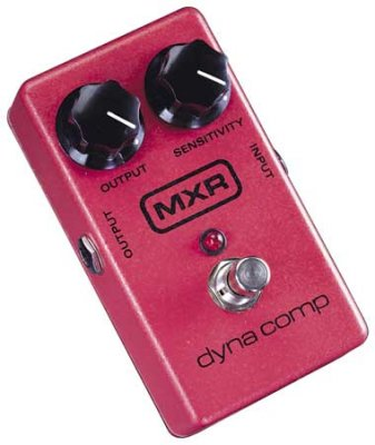 MXR M102 Dyna Comp Pedal