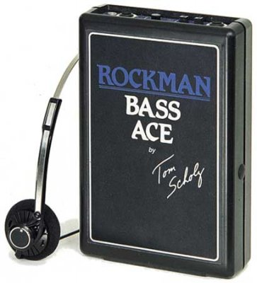 Rockman Bass Ace