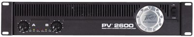 Peavey PV2600 Power Amp