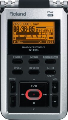 Roland R-05 Recorder
