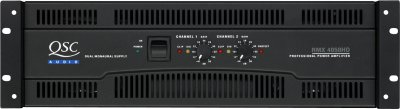 QSC RMX 4050 HD Power Amp
