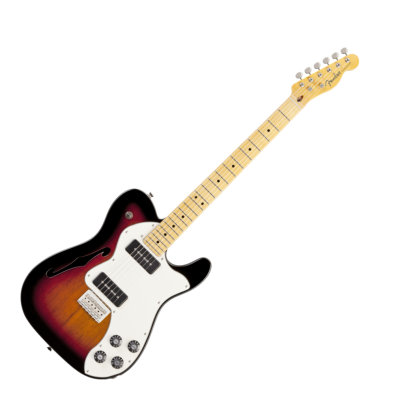 Fender Tele Thinline DLX