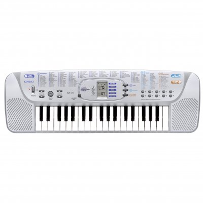 Casio SA-75 Keyboard