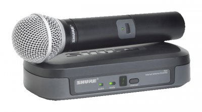 Shure PG24/PG58 Wireless