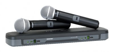 Shure PG288/PG58 Wireless