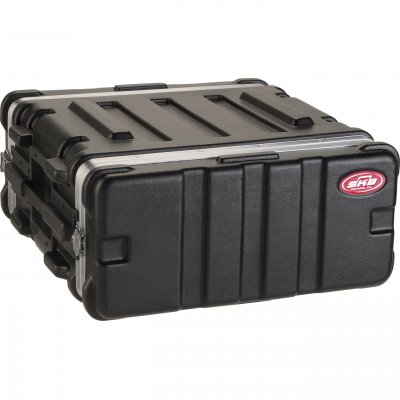 SKB 4U Effects Rack Case