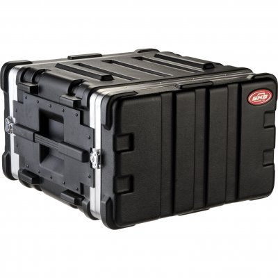SKB 6U Effects Rack Case