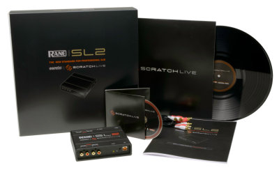 Rane Serato SL2 Audio