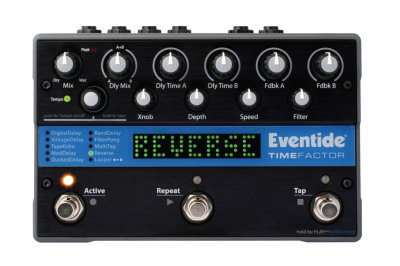 Eventide TimeFactor Pedal