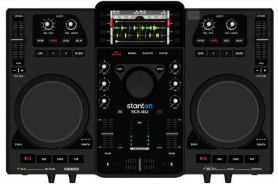 Stanton SCS.4DJ Player
