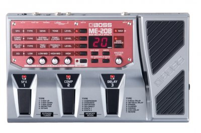 Boss ME-20B Bass Effects