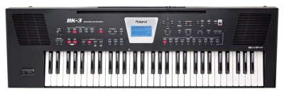 Roland BK-3 Keyboard