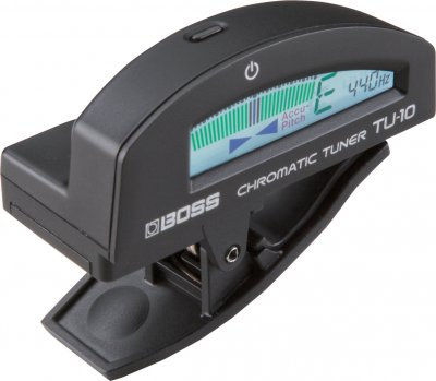 Boss TU-10 Clip-On Tuner
