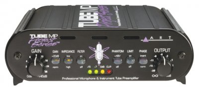 ART Tube MP Mic Preamp