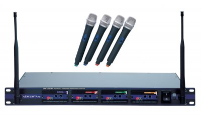 VocoPro UHF-5800 Wireless