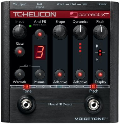 TC-Helicon Correct XT