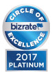 Bizrate Insights Circle of Excellence